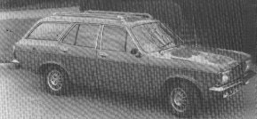 Low quality picture of Talbot Avenger estate.